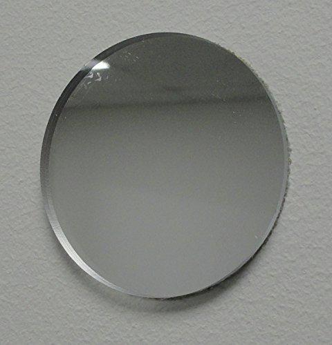 WANDSpiegel - Runden Round 20cm Acryl Spiegel * NO drilling needed * Sommerschlussverkauf