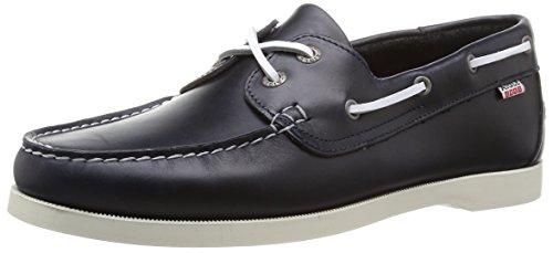 Aigle Americasual, Chaussures bateau homme Bleu (Navy Ltr)