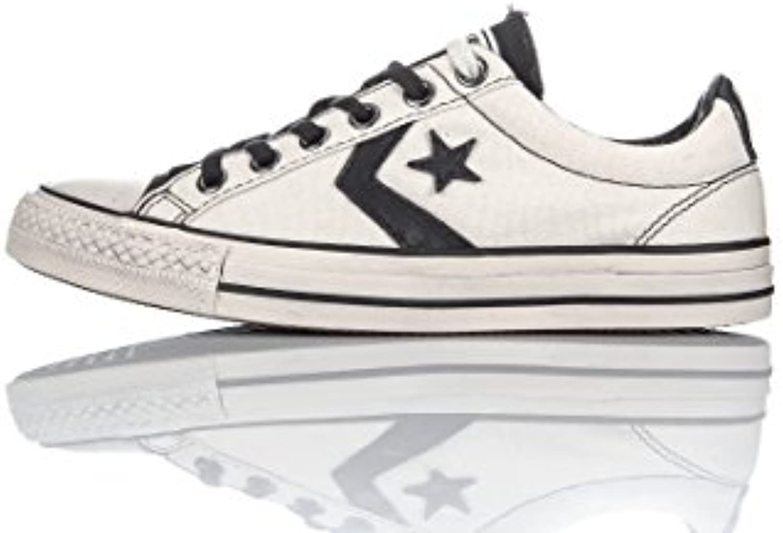 Converse Sneaker Star Player Ev Ox Weiß/Schwarz EU 37 (US 4.5)