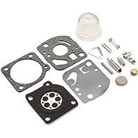 Accesorios de motos Carburador kit de reparación de herramienta de reconstrucción en forma for Zama C1U-W10 W12 W13 W16 W11 W31 C1q-W34 Accesorios de motos