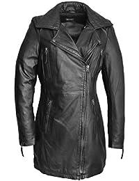 Suchergebnis auf Amazon.de für  Leder Kurzmantel Damen  Bekleidung 1c50882182