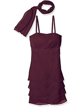 Gol Mädchen Kleider Chiffon-kleid