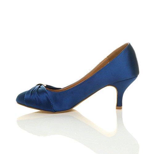 Sneakers blu per donna Ajvani M88tkjQ9ND