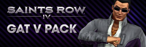 Saints Row 4 GAT V Pack DLC