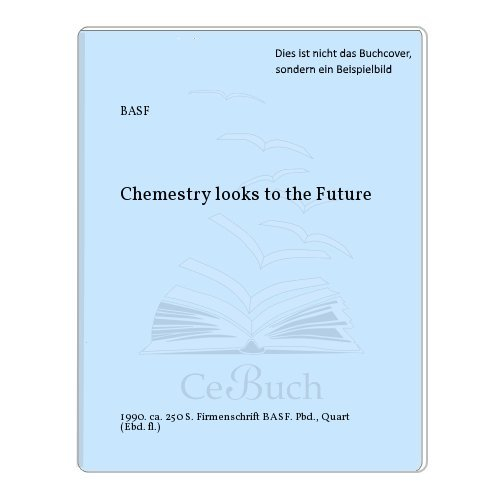 Chemestry looks to the Future