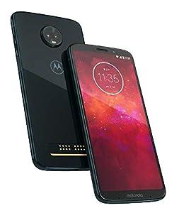 Motorola moto Z3 Play UK Dual SIM-Free Smartphone - Deep Indigo