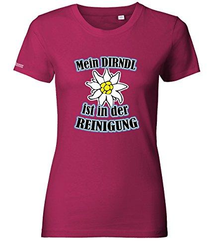 MEIN DIRNDL IST IN DER REINIGUNG - OKTOBERFEST - WOMEN T-SHIRT by Jayess Gr. XS bis XXL Sorbet