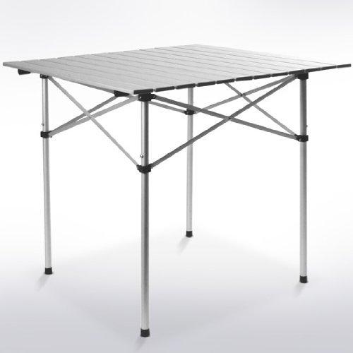 Tavolino Campeggio Pieghevole Alluminio.Tavolini Campeggio Pieghevoli E Arrotolabile In Alluminio Grandi