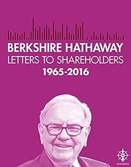 Berkshire Hathaway Letters to holders 2016 eBook Warren