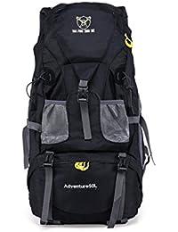 gigantique 21L Senderismo impermeable mochila portátil (plegable práctico Mochila de viaje ligero ...