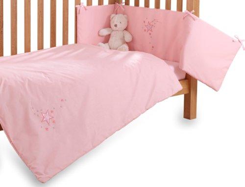 clair-de-lune-starburst-cot-cot-bed-quilt-and-bumper-set-2-pieces-pink