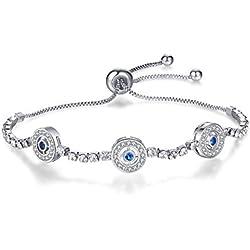 Impression 1PCS Armbänder Armband Kristall Luxus-Armbänder der mode Schmuck Mode Mädchen Geschenk Valentinstag Romantisches Armband verstellbar Schmuck Armband