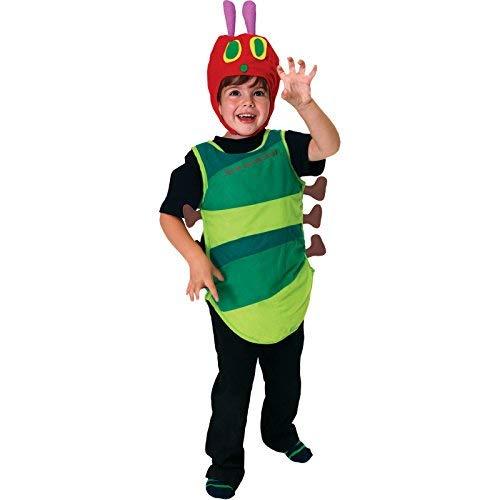 Kleine Raupe Nimmersatt Raupe Kostüm Babys Unisex Amscan