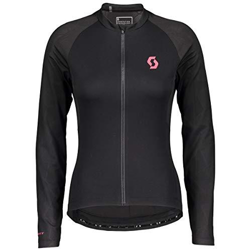 Scott Endurance 10 Damen Fahrrad Trikot lang schwarz 2019: Größe: M (38/40)