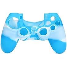 Funda Carcasa Silicona de Mando Consola para PS4 Playstation 4