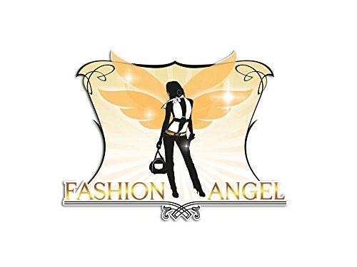 mit Swarovski Steine für Wohnzimmer Schriftzug Fashionangel (75x57cm) (Mädchen Klamotten Shoppen)