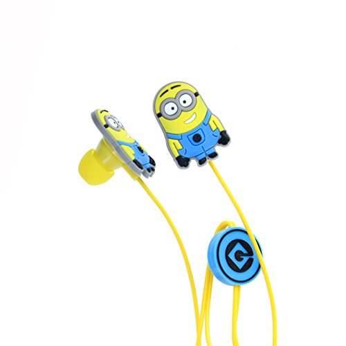 Image of Minions Despicable Me In-Ear Earphone