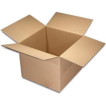 Set 100 x Karton 200 x 155 x 60 mm Schachtel Faltschachtel Faltkarton Kartons