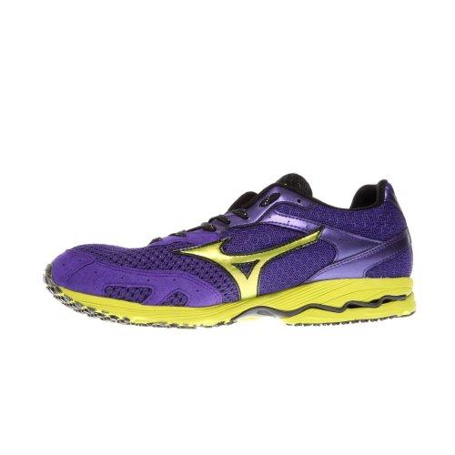 Mizuno Wave Ronin 4 Chausse De Sprint purple