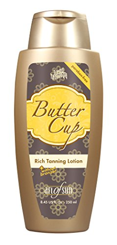 ology Buttercup Rich Tanning Lotion ohne Selbstbräuner 250 ml Solariumkosmetik - By Beauty & Legwear Store (Sun Tanning)