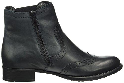 Remonte R6470 Damen Chelsea Boots Blau (Lake/pazifik / 15)