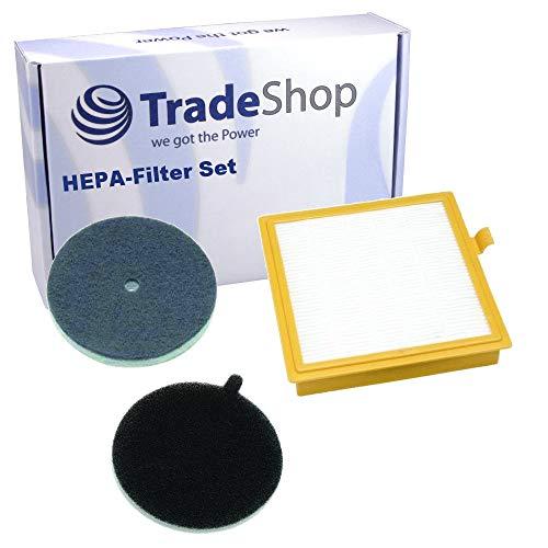 Hoover, Hepa-abluftfilter (Filter-Set Vormotorfilter HEPA-Filter Abluftfilter ersetzt 09205469 für Hoover U27 Sensory TD4225 001 TS1965 001 TS1401 011 TS2362 021 TS2362 011 TS2406 011 TS2407 011 TS2451 011 TS2010 011)
