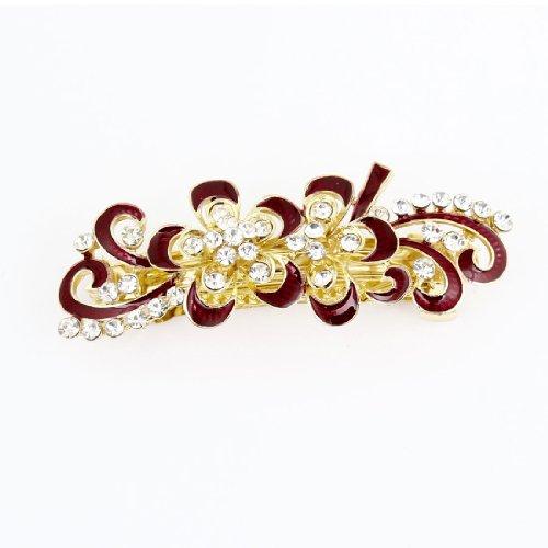sourcingmapr-pinza-de-cabello-brillante-diamantes-de-imitacion-como-decoracion-pinza-de-cabello-rojo