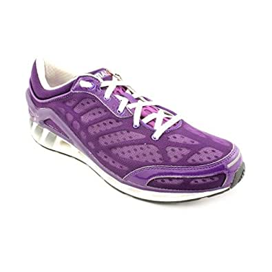 adidas  ClimaCool Seduction, Chaussures de running pour homme Violet Power Purple/Neo Iron Metallic/Running White 44.5