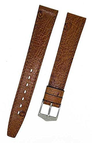 fortis-bracelet-de-montre-en-cuir-marron-avec-coutures-marron-14-mm-neuf-8798