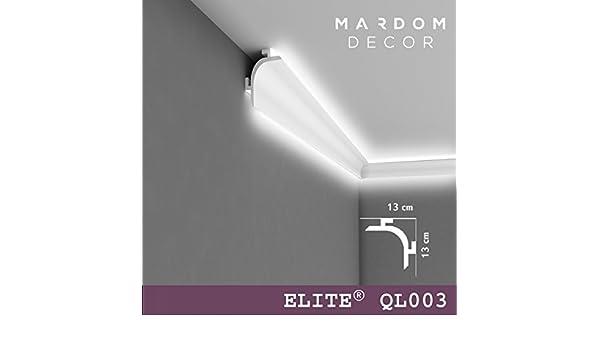 Besondere Deckenlen ql003 licht wand deckenleise für indirekte led beleuchtung aus