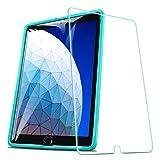ESR Pellicola per iPad Air 2019 [Cornice per Installazione Gratuita], Pellicola Protettiva Vetro Temperato di 9H Durezza per iPad Air 3 da 10,5 Pollici (Nuovo Modello 2019)