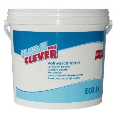 Pulverförmiges Vollwaschmittel - besonders umweltfreundlich, 10 kg Maximale Waschkraft. Entfernt selbst hartnäckige Flecken bei optimalem Farbschutz.
