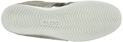 Aldo Noramann, Sneaker a Collo Basso Donna Gold (Gold)