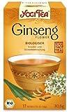 YogiTea® Ginseng Flower BIO 6 Packungen à 17 Teebeutel