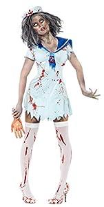 Zombie - Disfraz de marinero adultos, talla L (38880L)