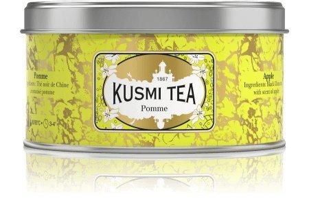 KUSMI Tea of Paris - APPLE - 125gr Tin
