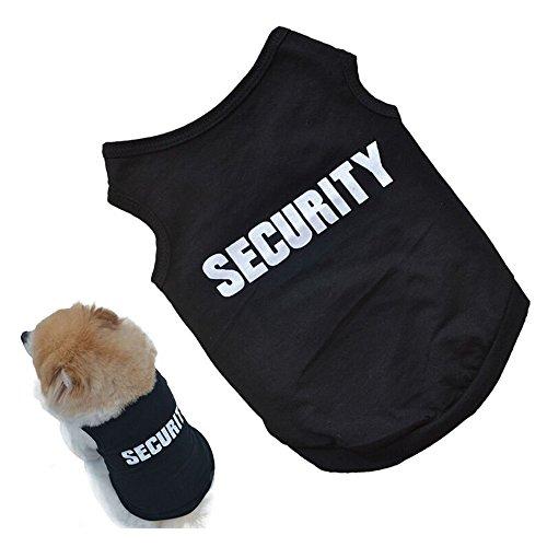 aaa226Pet Hund Kleidung niedlichen Buchstabe Gedrucktes Bekleidung Puppy Sommer Cat Weste T-shirt