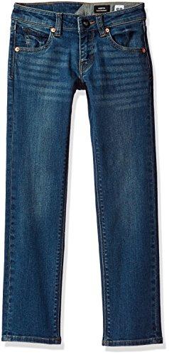 Volcom Big Boys' Vorta Jeans, Dust Bowl Indigo, 26 (Volcom Jungen Jeans)