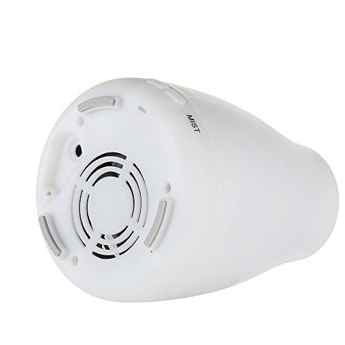 41NmwS0%2Bo L. SS500  - willkey Ultrasonic Aroma Diffuser Air Humidifier, White, 20cm12cm12cm