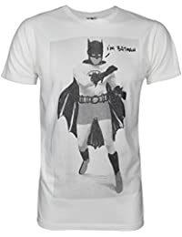 Junk Food Batman I'm Batman Men's T-Shirt