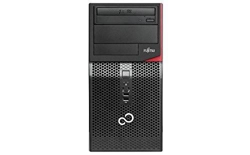 Fujitsu VFY:P0556P22AOES Esprimo Desktop PC (Intel Core i3, 120GB Festplatte, 32GB RAM, Win 10) schwarz