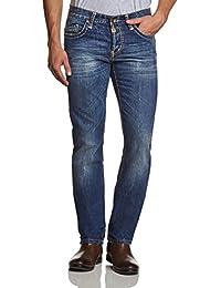 Cipo & Baxx Herren Straight Leg Jeanshose C-0688
