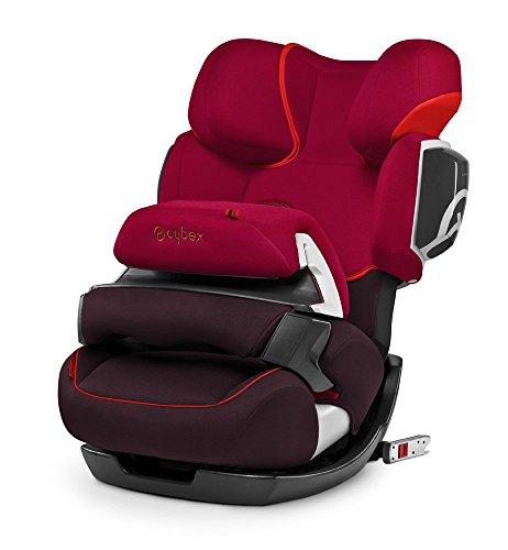 CYBEX GOLD Pallas 2-fix Autositz Gruppe 1/2/3 (9-36 kg), Kollektion 2014, Strawberry