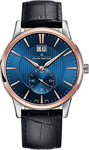 Claude Bernard by Edox sofisticato Classics orologio da uomo...