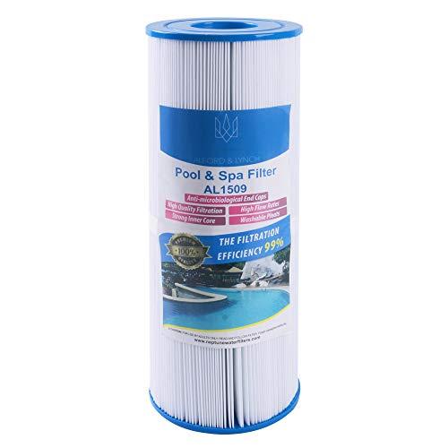 Mikro-filtration Ersatz-filter (Alford & Lynch Ersatz für Dynamic 03FIL1600, Pleatco PRB50-IN, Filbur FC-2390, Unicel C-4950 Filterkartusche für Dynamic Pool und Spas)