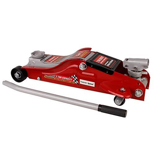 Kefflum 2t martinetto idraulico cric per auto cric idraulico auto 2000kg