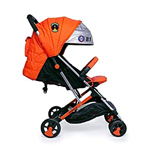 Cosatto Woosh 2 Stroller Spaceman with raincover and Bumper bar Birth to 25kg   6