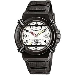 Casio Reloj Analógico de Cuarzo para Hombre con Correa de Resina – HDA-600B