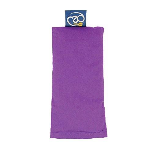 Yoga-Mad Coussin de yoga pour les yeux Huile de lin/lavande Violet