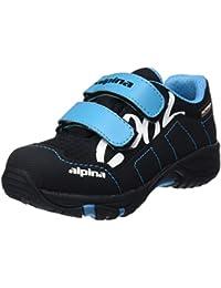 Alpina 680400, Zapatillas de Senderismo Unisex Niños